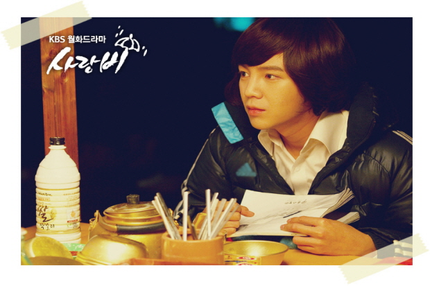 The cast to be immersed into their character [Love Rain]