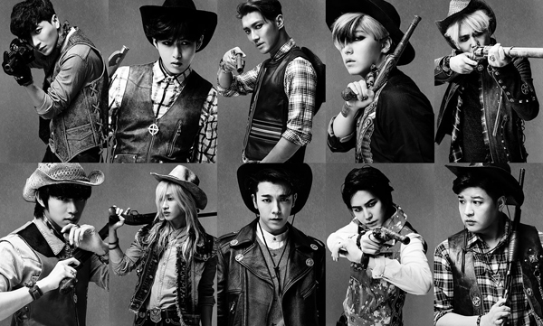 Super Junior to comeback with Western Outlaw