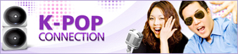 K-POP connection banner